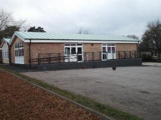 New Key Stage 2 Classrooms 2